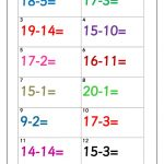 thumbnail of subtraction-of-numbers-up-to-20